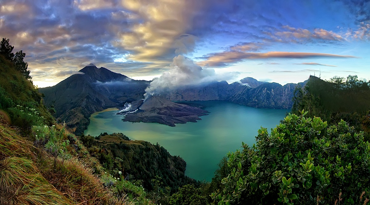 Lombok Rinjani