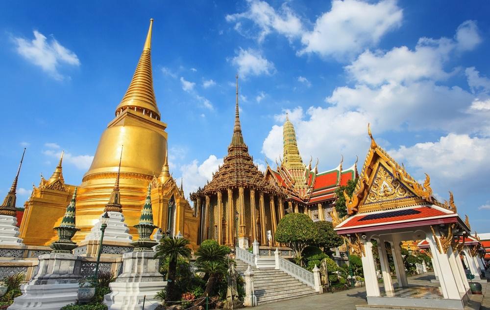 Wat-Phra-Kaeo Bangkok